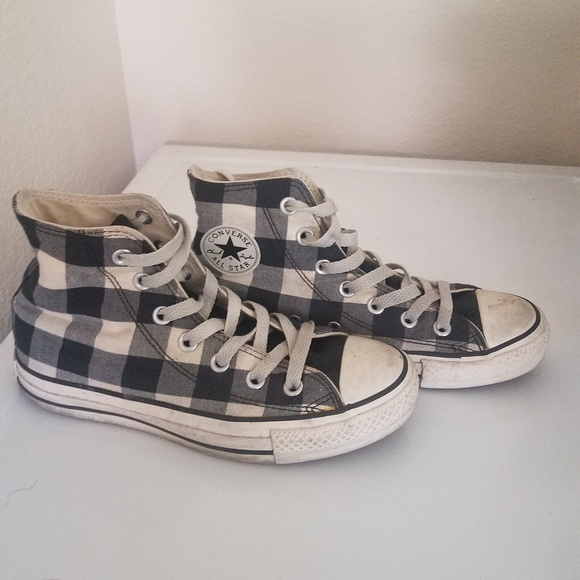 checkered converse Online Shopping for